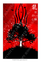 The Red Tree by WhiteClaw48
