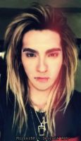 Bill Kaulitz Blonde without beard~ by MisserBK