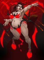 Daemonology - Cherry by dawnbest