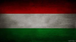 Hungary flag grunge wallpaper by The-proffesional