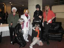 Togainu no Chi Photoshoot by Witts-End