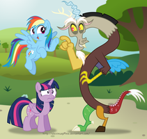 What is this Devilry?! by AleximusPrime