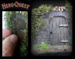 Heroquest base by Makingscalemodels