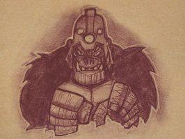 Gorilla Grodd by photon-nmo