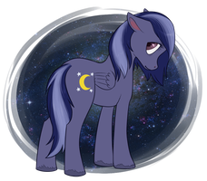 Crescent Star by hathound