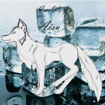 Ice Wolf by shiro-chan63