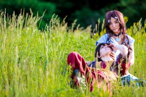 Love in the Meadow - [A:TLA] by Ithilnar