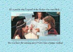 Legend of the Seeker Puzzle by Darkendrama