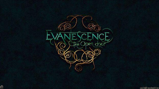 evanescence - the open door by twilight-nexus