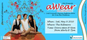 aWear Fashion Show Ticket 1 by RinnG