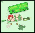 Happy Irish Day after by Zyzril