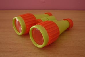 Toy Binoculars 2 by shelldevil