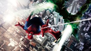 The Amazing Spider Man 2 by vgwallpapers