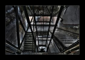 Elevator Cage by 2510620