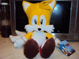 Classic Tails Plush by RedDevilDazzy2007