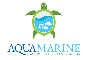 Aqua Marine Wildlife Logo by xstortionist