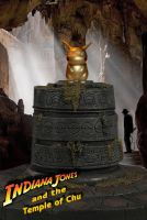 Indiana Jones Temple of Chu by pikabellechu