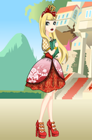 Apple White (Ever After High) by SelenaMoonMistress