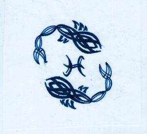 Tattoo Designs With Zodiac Tattoos Specially Pisces Tribal Tattoo Arts Picture 2