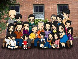Arreola Family2::Commission by reginepetrola