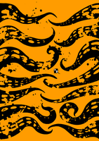 Grunge Tentacle Booster Pack by Cannibal-Cartoonist