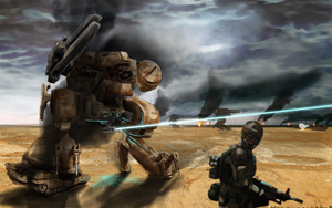 Battlefield 2012 by bladeiai