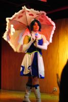 Lluvia on Stage by ShiVoodoo