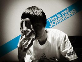 this is me JOMMANS by JOMMANS