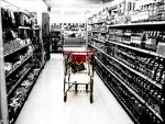 grocery cart...thats it by WhyIAmHere
