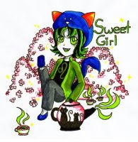 Sweet Girl by I-am-a-strange-loop