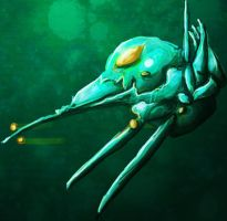 Alchemy - Floating Sentry by Living-with-aliens