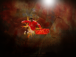 C. Ronaldo - Man United by maxzon