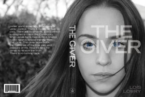The Giver Cover by angelasdesigns