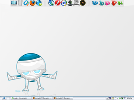 Mogo desktop by Meatball-man