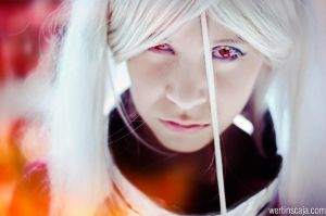 Manga Deadman Wonderland by TakanoBrooks