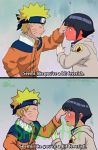 NaruHina redraw by shock777