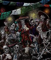 Day of the Dead 2010 by Sir-Pumpkinhead