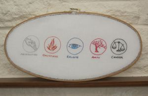 Divergent by VickitoriaEmbroidery