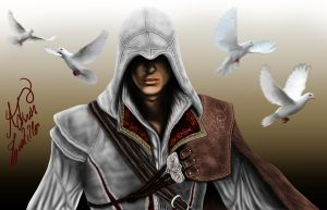 Assassin's Creed 2 Ezio by SWAVE18