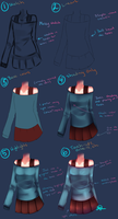 TUTORIAL - Clothing by maryfraser
