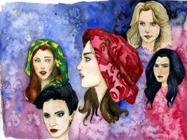 Once Upon A Time - Tribute by MaryKia