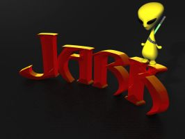 A Tribute to Jark by fission1