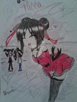 Pucca by AmyRoseXShadowlover