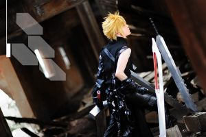 Final Fantasy 7 AC - Cloud by ZevPark