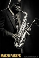 CT Jazz Fest Maceo Parker 4 by charlfourie