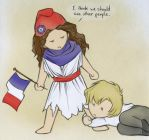 France Is Just Not That Into You by cillabub
