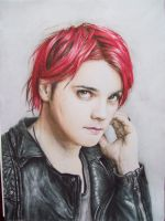 Gerard Way by Opheliac98