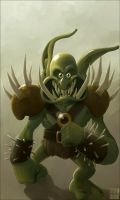 Goblin by MathieuBeaulieu