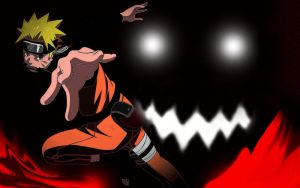 Naruto: Red Chakra's Form by AzureFlame92