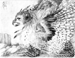 Gryphon by Nphyx
